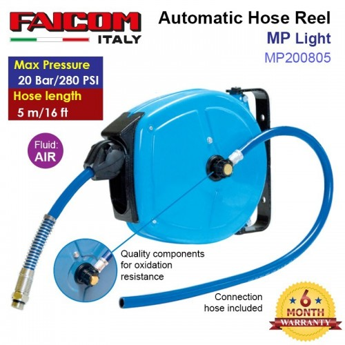 Rulo cuốn ống tự động FAICOM MP200805