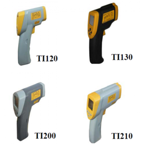 NHIỆT KẾ HỒNG NGOẠI CẦM TAY - PORTABLE INFRARED THERMOMETER TI120/130/200/210