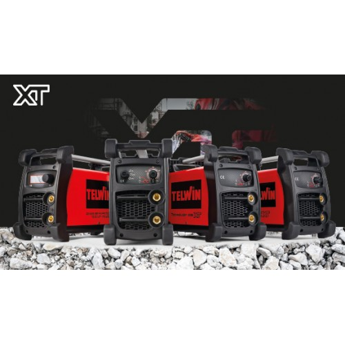 "XT Range: the ""eXTreme"" side of welding"