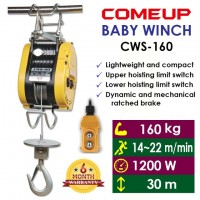 Tời BABY WIND COMEUP CWS-160