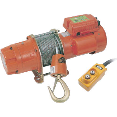 Tời dây điện Electric Wire Rope Winch  ComeUp CP-200, CP-250, CP-300, CWG-30075