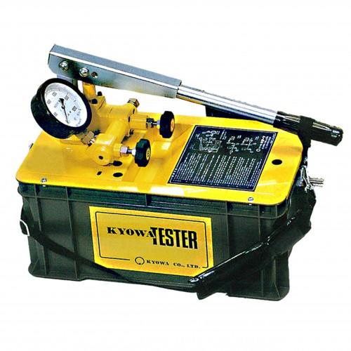 KYOWA T1000NDX: Manual Hydro Pressure Test Pump 1000Bars, 9.5kg