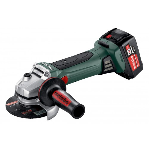 W 18 LTX 125 QUICK CORDLESS ANGLE GRINDERS