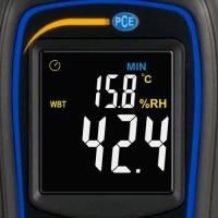 Máy đo khí hậu PCE-444