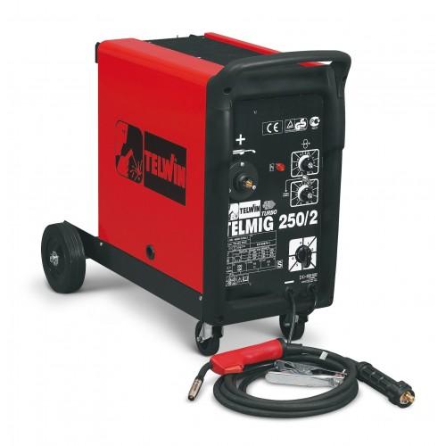 MÁY HÀN MIG TELWIN TELMIG 250/2 TURBO 230-400V