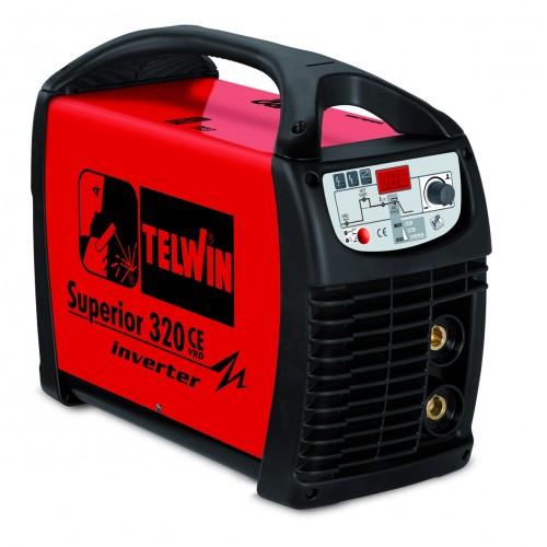 MÁY HÀN HỒ QUANG TELWIN SUPERIOR 320 CE VRD 230-400V