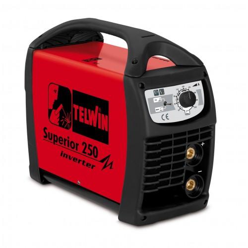 MÁY HÀN HỒ QUANG TELWIN SUPERIOR 250 400V 0