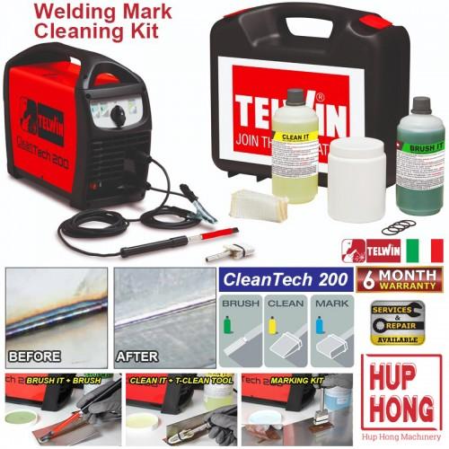 Bộ Dụng Cụ Làm Sạch Mối Hàn Welding Mark Cleaning Kit – CleanTech 200 0