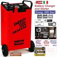 Bộ Sạc Khởi Động - Energy 1000 Start Telwin